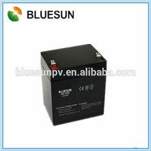 Bluesun high quality long life use 12v 2.5ah motorcycle lead acid battery