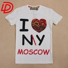 T shirt 100 cotton export quality Cotton t shirts Men's top 2015 summer xxxl sex men t shirt www alibaba com cn