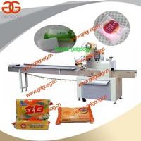 Pillow Type Soap Packaging Machine/Soap Bar Bag Packing Machine