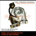 K16 53169707129 turbocompressor/turbo/turbo núcleo cartucho