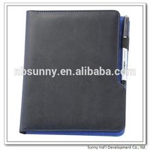 High quality PU leather portfolio bag