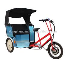 pedicab risciò trike bicicletta elettrica