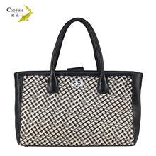 Direct manufacturer newly trend korea fashion ladies handbag best craftsmanship lady hand perfect design travel bag set