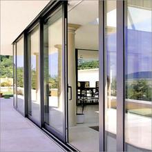 villas kefalonia interior glass sliding door for balcony veranda