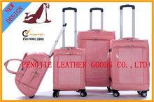 2014 shinning royal polo luggage trolley case