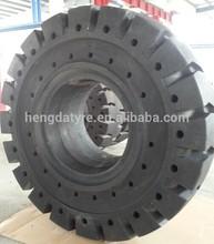 OTR tire manufacture 23.5-25 solid tire