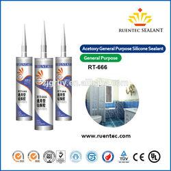 RT-666 silicone sealant 1200