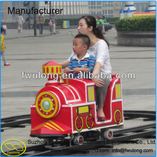 amusement park track train / kids electric train