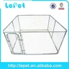 low price galvanize tube pet dog play pen