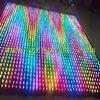 LED star vision curtain/wedding decoration/ backdrop light