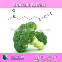 high qualtiy broccoli extract 1% ~10% sulforaphane