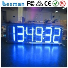 android 4.2 free 3d games tablet pc large red led clock