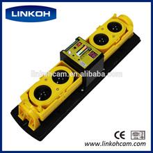 wired outdoor Infrared beam detector photobeam sensor