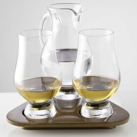 Soda lime material China supplier FDA passed drinking glass food grade wine glass whiskey glass with 180ml