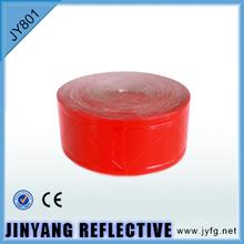 Square shape PVC Reflective Material / PVC Reflective Tape with glitter/Reflective belt