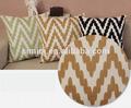 Home Decor handwork bordados à mão costura fronha
