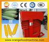 Hottest sale!!! Fresh corn/Sweet corn skin sheller machine/peeling machine with best quality