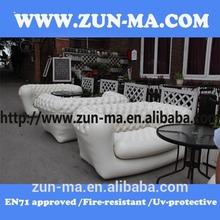 antique furniture 2 seater comfortablea inflatable beach sofa