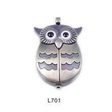 carabiner watch keychain & pocket watch carabiner Christmas owl watch
