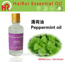Chinese organic peppermint oil bulk