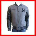De alta calidad mejor opción la universidad de estilo/lana varsity chaqueta de béisbol