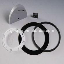 UV protected precision plastic parts manufacturer