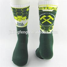 pretty knitting white mens sock