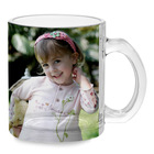 MEIKEDA 10oz Photo Printing glass cup for sublimation
