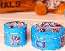 blue color cookie packing boxes set design manufacturer