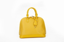 China guangzhou oem branded fashion designer ladies genuine leather bag Female OEM Pure Leather Hand Bag
