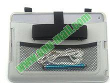 2014 New Arrival Leather Headrest Car Holder Case for iPad Air