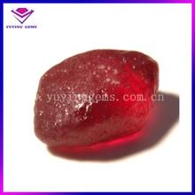 Wholesale rough ruby corundum /ruby rough price