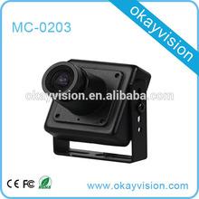 New product hot sell analog CCD sensor mini camera, Okayvision factory price 100% original hd cctv hidden camera in real-time.
