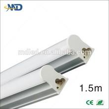 23 w T5 tubo de luz led 90 - 260 V llevó el tubo fluorescente 5 pies T5 tubo de luz home depot cajas de cartón