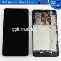 Cristal de la venta caliente LCD para el LG E975 LCD digitalizador pantalla