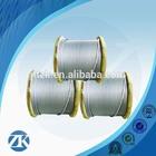 Galvanized wire rope price