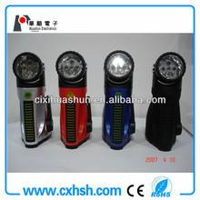 Hand Crank Generator Dynamo 24v led machine work light