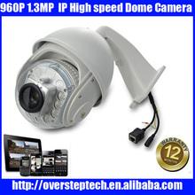 Onvif 1080p 2MP P2P CCTV Security dome speed camera