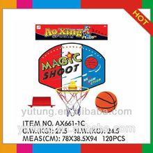 Basketball backboard toys for kids