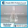 Fino de cloruro de dichloromethane 270kgs tambor de reactivo