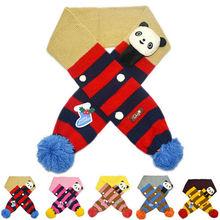Lovely Cheap Children Wool Scarf