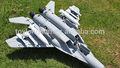 2.4g motor eléctrico sin escobillas modelo de aviones ultraligeros para la venta