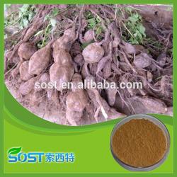 Chinese herb radix polygoni multiflori extract powder ratio 20:1 fallopia multiflora extract