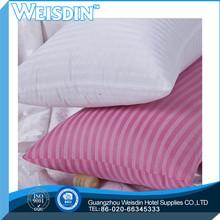 home hot sale 100% bamboo fiber head massage sleep well gel pillow