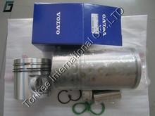 VOLVO EC240B cylinder liner kit, D6D D7D engine rebuild kit, izumi liner kit
