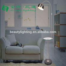 Elegant designers floor light manufacturers/Desk fishing floor lamp/gorgerous large floor lamps