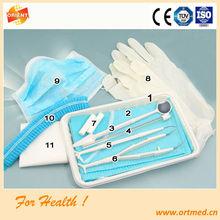 Single use Free dental care dental providers