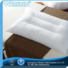 plaid wholesale polyester/cotton office ladies gel memory foam back cushion pillow