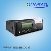 hot sale GPS digital tachograph, Vehicle traveling data recorder, Car Black Box GPS Tracking