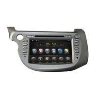 8inch touch OGS screen Honda fit car dvd with GPS BLUETOOTH TV